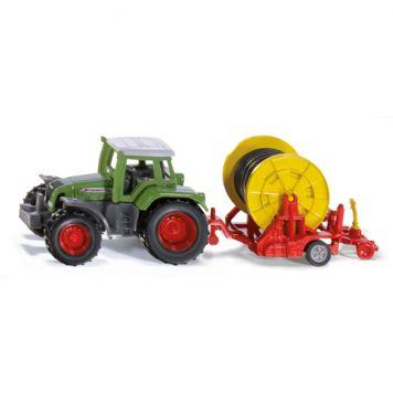 Siku Tractor + Beregeningshaspel