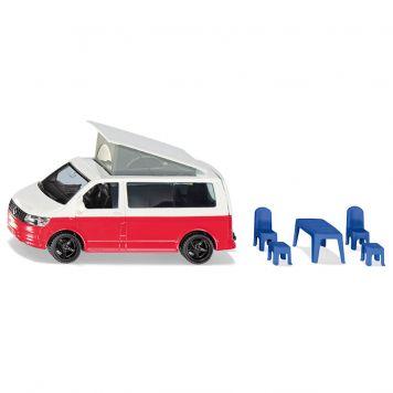 Siku VW T6 California Met Accessoires