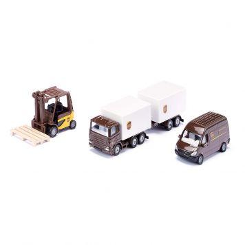 Siku 6324 Geschenkset UPS Logistiek