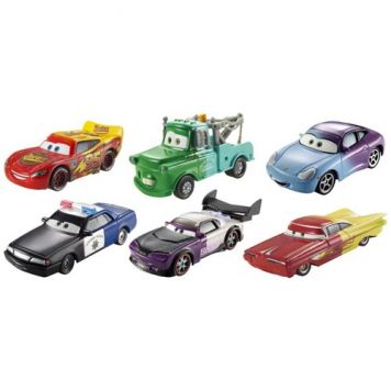 Cars Color Changers Assorti