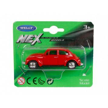 Auto Diecast VW Kever Klassiek 2 Assorti 1:60