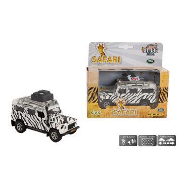 Diecast Auto Landrover Defender Safari
