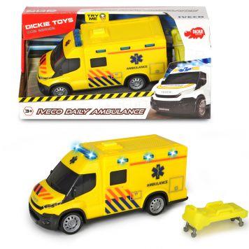 Auto Ambulance Iveco B/O