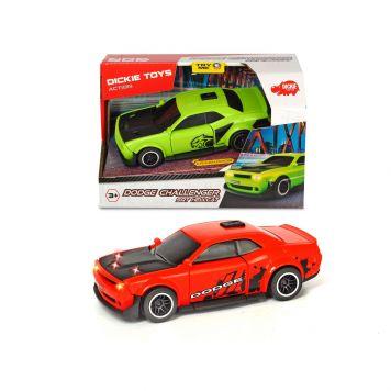 Auto Dodge Crashcar Licht En Geluid 2 Assorti