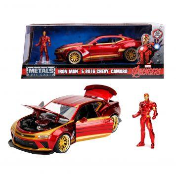 Auto Diecast Ironman Chevy Camaro