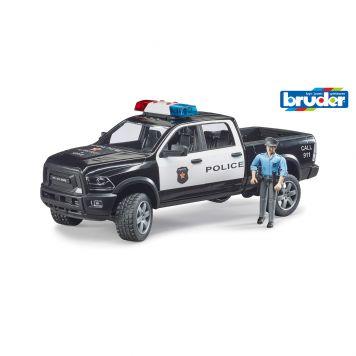 Auto Dodge Ram Politie Met Figuur