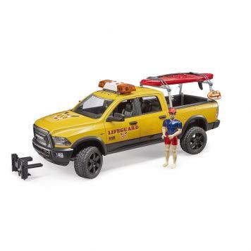 Bruder Auto Dodge RAM 2500 Life Guard