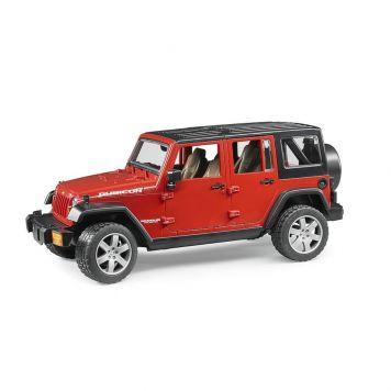 Bruder Auto Jeep Wrangler Rubicon