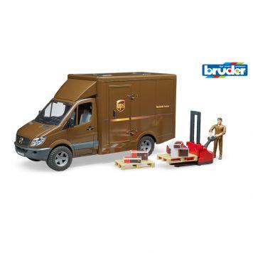 Auto Sprinter UPS