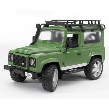 Bruder Auto Land Rover Defender Station Wagon