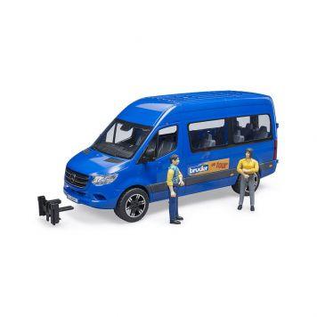Bruder Auto Transit Sprinter Transfer