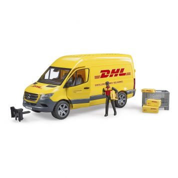 Bruder Auto Sprinter DHL