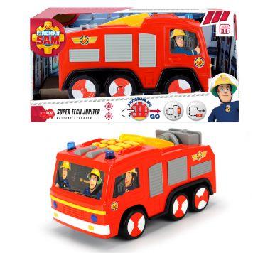 Brandweerman Sam Super Tech Jupiter