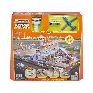 Matchbox Action Drivers Airport Playset