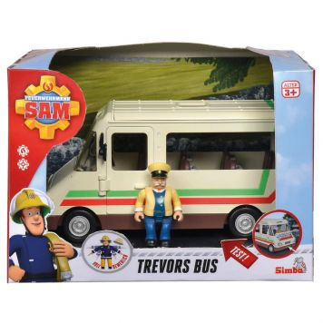 Brandweerman Sam Trevors Bus