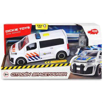 Auto Politie Citroën Met Mobiele Flitser B/O
