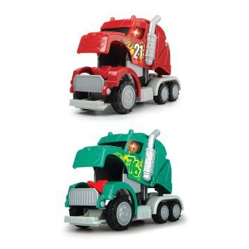 Vrachtwagen Verander Draak 3 Assorti Licht En Geluid