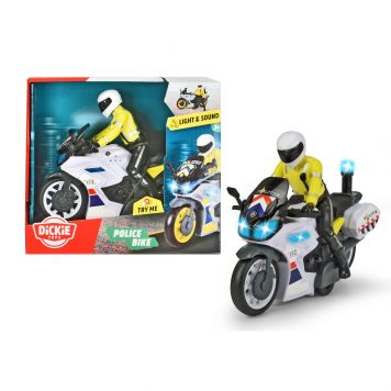 Motor Politie Battery Operated