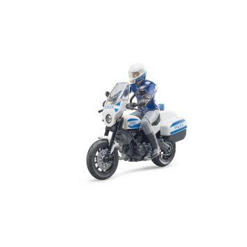 Motorpolitie Met Ducati