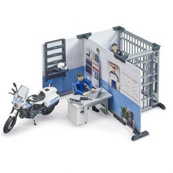 Politiebureau Met Motor B World