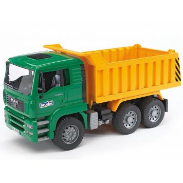 Bruder Auto Vrachtwagen Dumper MAN