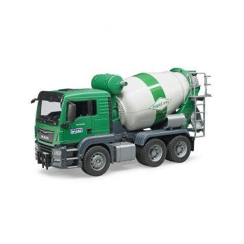 Bruder Auto Vrachtwagen MAN Cement Mixer