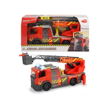 Brandweer Auto Rosenbauer Licht En Geluid