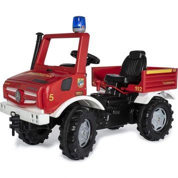 Unimog Brandweerwagen Rolly Toys
