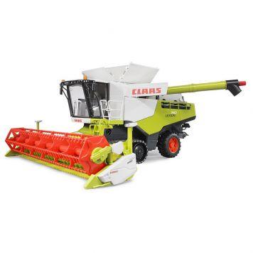 Bruder Tractor Combine Claas Lexion 780 Terra Trac