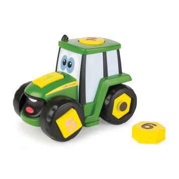 John Deere Leer & Speel Johnny Tractor