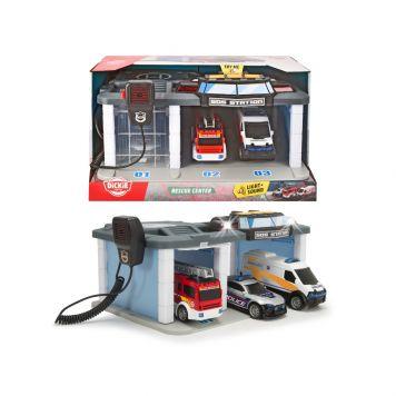 Garage Resque Center Met Licht En Geluid B/O