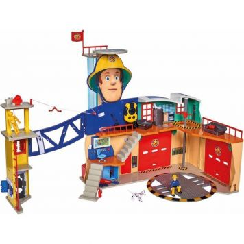 Brandweerman Sam Brandweer Station XXL