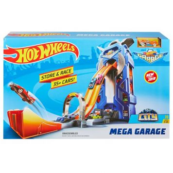 Hot Wheels City Ultimate Series Mega Garage