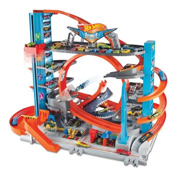 Hot Wheels City Action Ultimate Series Ultieme  Garage