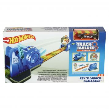 Hot Wheels Track Builder System Rev 'N Launch