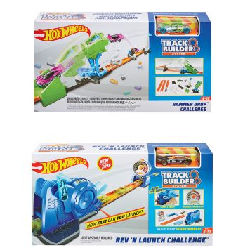 Hot Wheels Track Builder Challenge Assorti