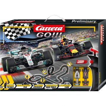 Racebaan Carrera GO Set Max Speed 630 Cm