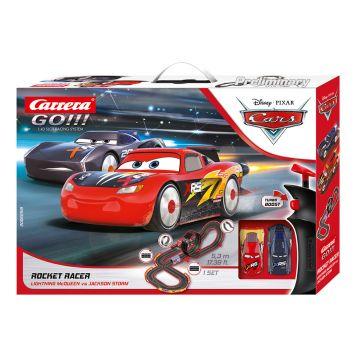 Racebaan Go Cars 530 Cm Rocket Racer