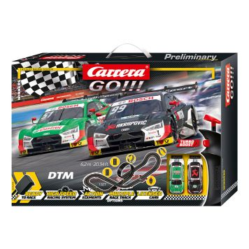Racebaan DTM 620 Cm Winners