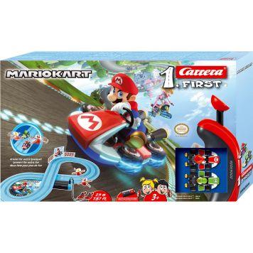 Racebaan Carrera First Nintendo Mario Kart 240 Cm
