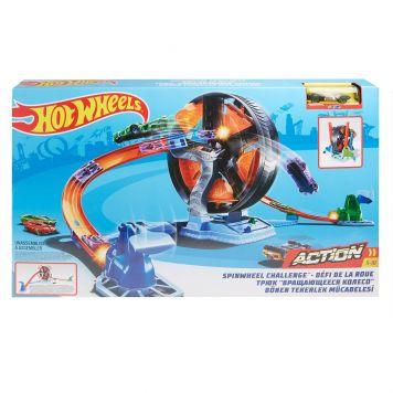 Hot Wheels Action Spinwheel Uitdaging Speelset