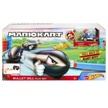 Hot Wheels Mario Kart Bullet Bill Speelset