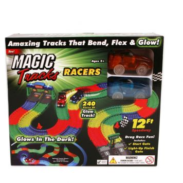 Magic Track Racers Set