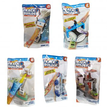 Hot Wheels Track Builder Accesoires Pack Assorti