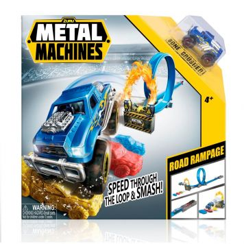 Zuru Metal Machines Road Rampage