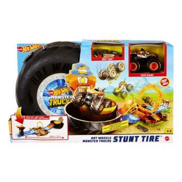 Hot Wheels Monster Trucks Stuntbanden Speelset
