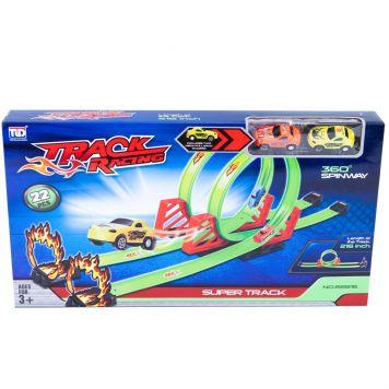 Racebaan Met Looping
