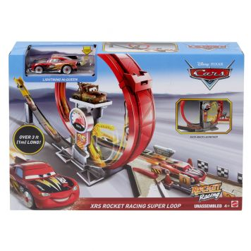 Cars XRS Rocket Racing Track Set