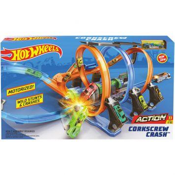 Hot Wheels Action Kurkentrekker Crash