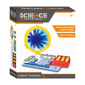 Science Maak Je Eigen Licht Tunnel